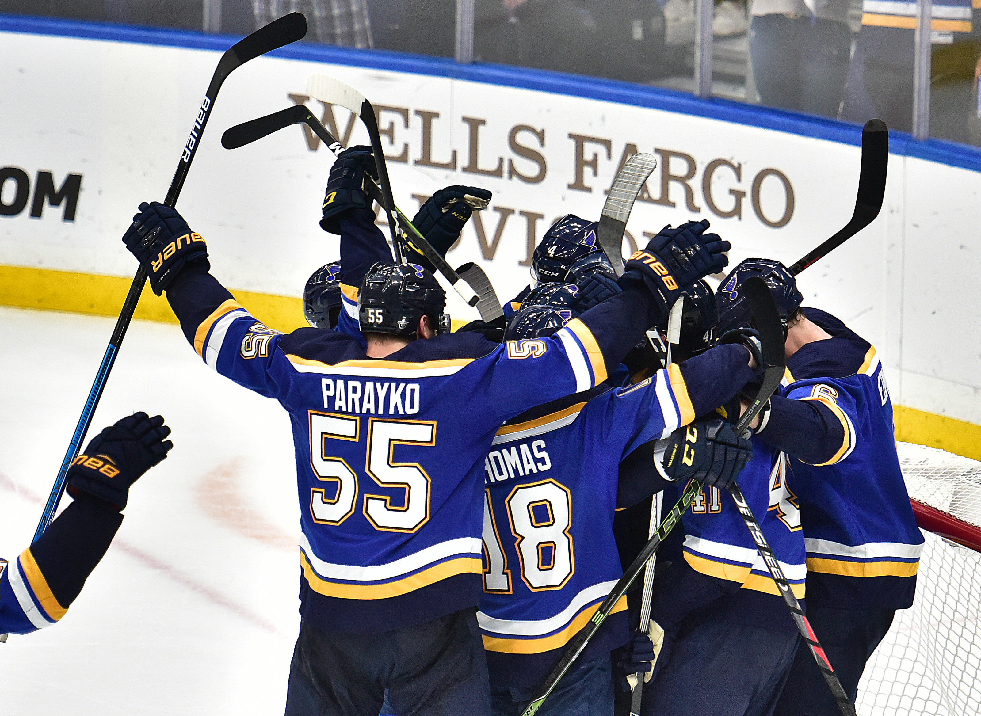St. Louis Blues Became A Family During Tough 2018-19