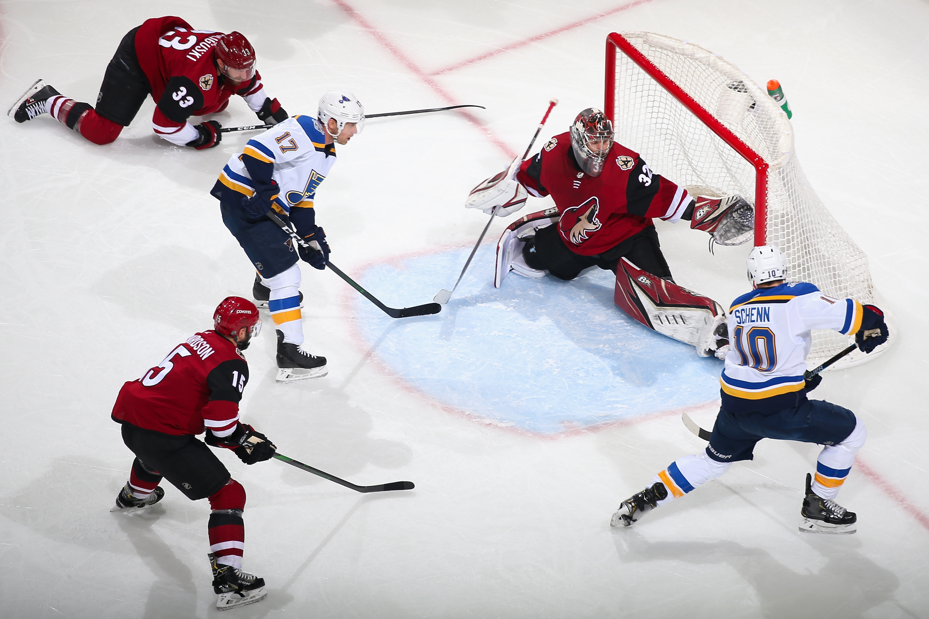 St. Louis Blues Hoping To Face Wile E. Coyote, Not Arizona Coyotes